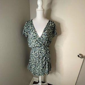 Zara cotton dress , SZ medium